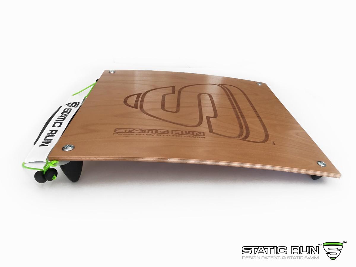 Planche tremplin inclinée pour course FLEX1