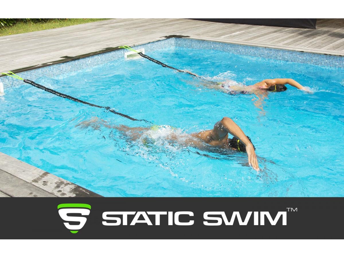 Entraînement cardio et renforcement musculaire, STATIC SWIM™, LE SPORT COMPLET PAR EXCELLENCE !