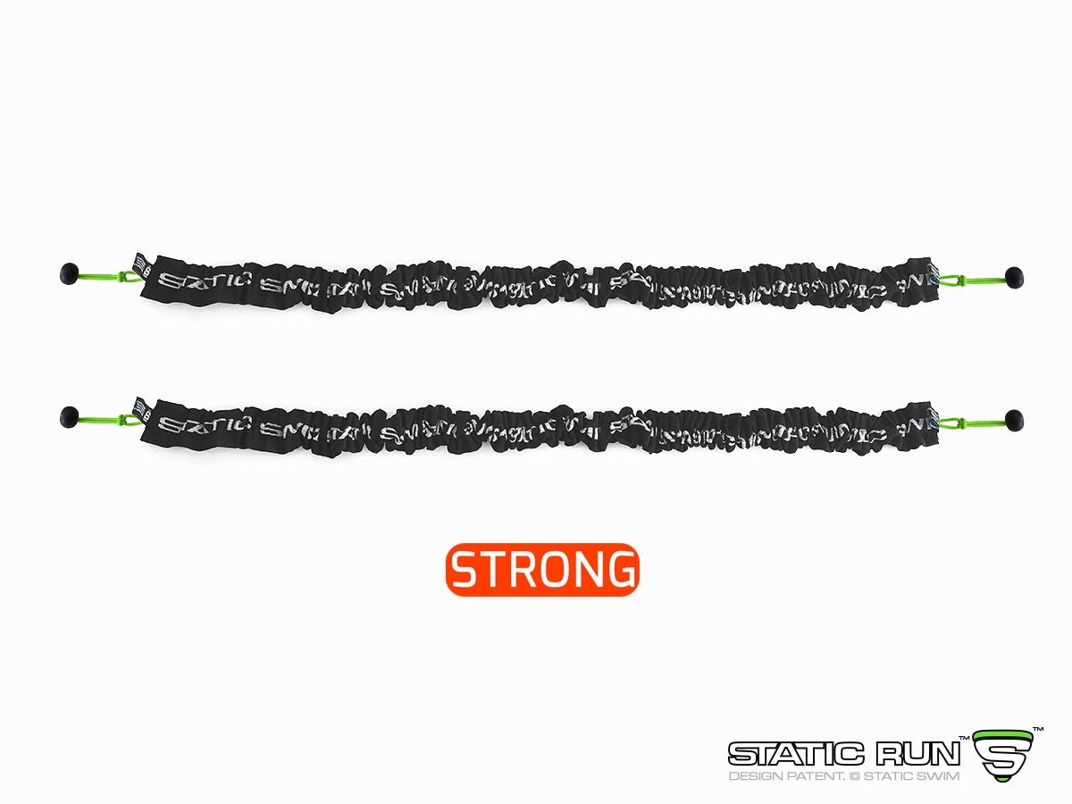 Paire d'élastiques STATIC RUN™ STRONG