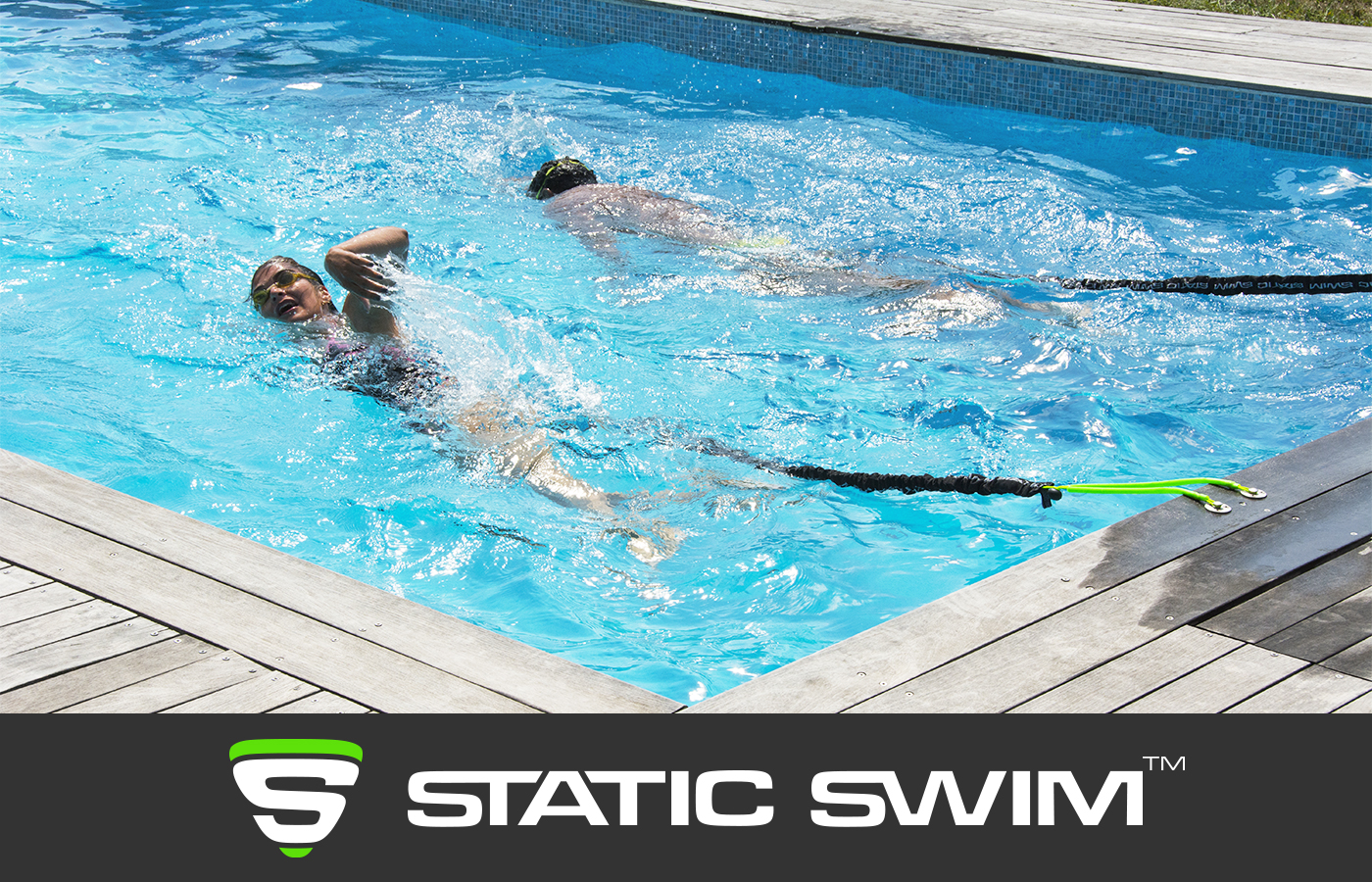 STATIC SWIM™ crawl piscine