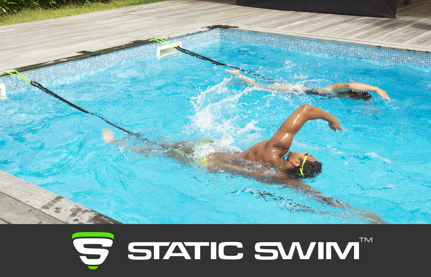 STATIC SWIM™ entraînement crawl piscine
