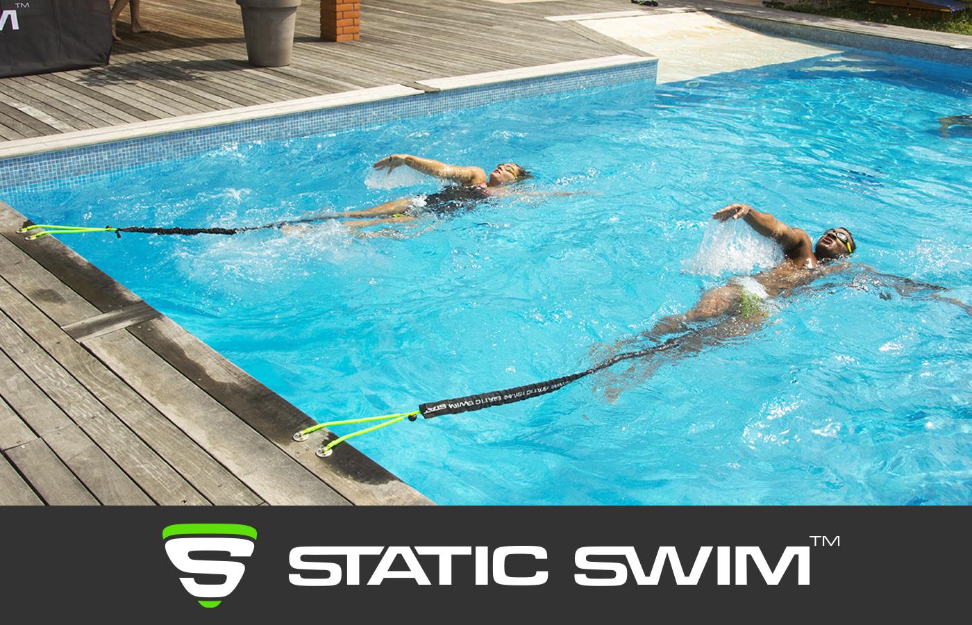 Ceinture de nage entraînement dos crawlé