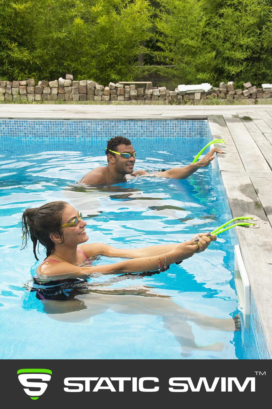 Élastique de nage récupération nageurs