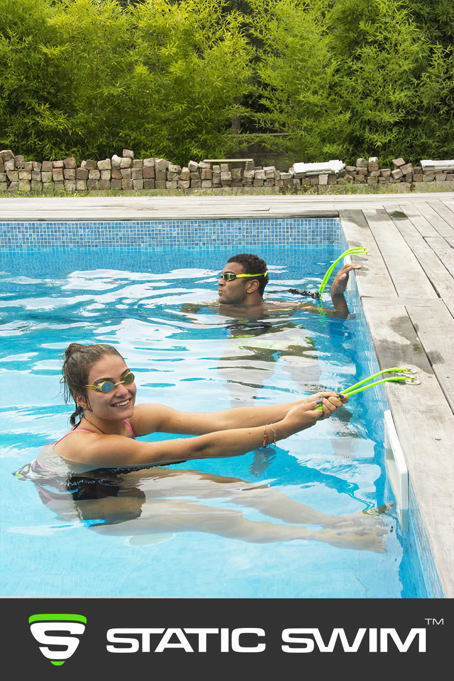 Ceinture de nage récupération piscine