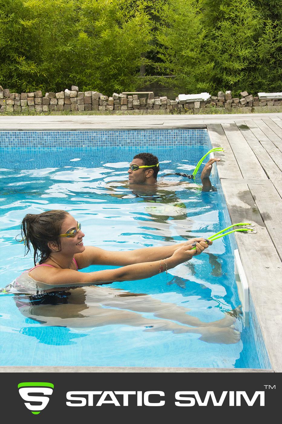 STATIC SWIM™ nageurs récupération entraînement