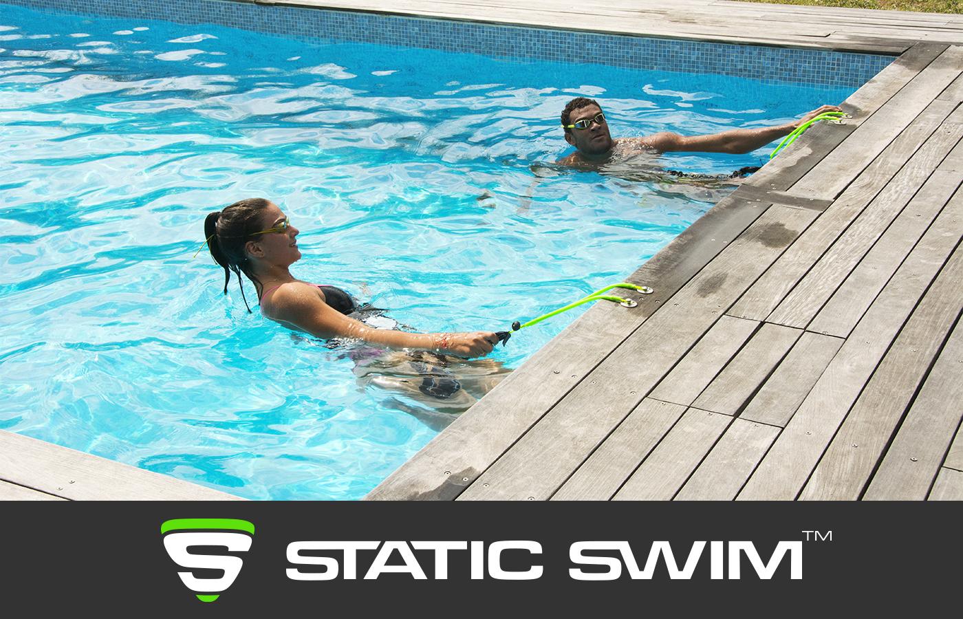 STATIC SWIM™ reprise entraînement
